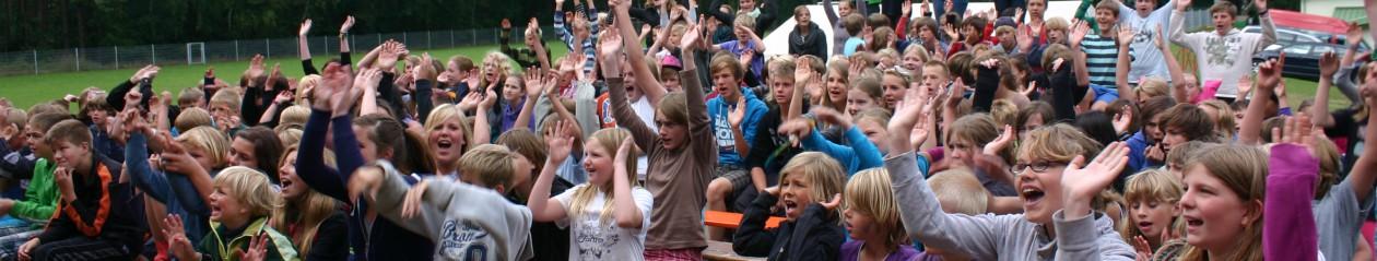 Zeltlager Landenhausen: Die Sommerferien Deines Lebens