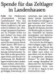 Presse 2014 Ostholsteiner Anzeiger Bild