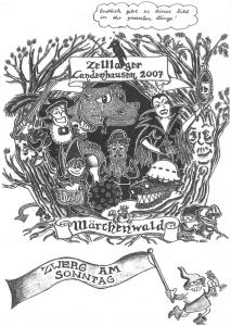 Lagerzeitung 2007 Titelbild